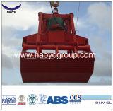 28t 12Clamshelll hydraulique du moteur de la GAC Grab navire s'emparer de la benne