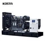 22kVA 17,6kw con motor diesel Perkins silencioso generador eléctrico