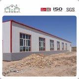Gruppo di lavoro chiaro prefabbricato della struttura d'acciaio di fabbricazione della Cina