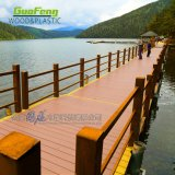 高品質の屋外の装飾防水材料より安いWPCの合成物