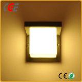 LED-Wand beleuchtet das im Freien neueste Wand-Licht des Lampen-Aluminiumlegierung-Quadrat-LED