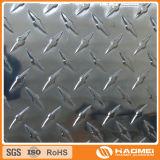 다이아몬드 패턴은 알루미늄 코일 1100를 1060 3003 돋을새김했다