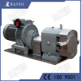 Usine de la pompe du rotor en acier inoxydable d'alimentation de pompe à huile de portable