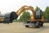Excavador de la rueda de Yrx90-60kw