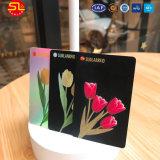 熱い販売RFID PVC Em 4200/Tk4100ブランクチップカード