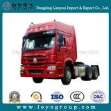 Caminhão do trator de Sinotruk HOWO 371HP 6X4
