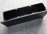 L'aluminium/aluminium 6063 a expulsé profil d'alliage avec l'anodisation