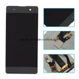 На экране мобильного телефона для Sony Xperia Xa F3111 F3112 ЖК-полной