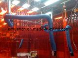 Braccio flessibile dell'estrazione del vapore per l'aspirazione delle polveri di Centralzied