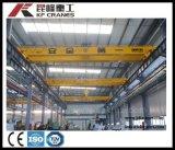 Grúa de arriba de la viga doble eléctrica de la alta calidad con el compartimiento hidráulico del gancho agarrador