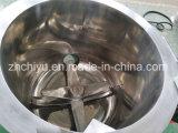 Materia Prima de plástico de alta velocidad de la máquina mezcladora de polvo