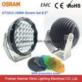 Mit hohem Ausschuss 9inch nicht für den Straßenverkehr LED Arbeits-Licht 12V/24V EMC beständig
