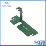 Folha de alta precisão de estamparia de metal de Peça de Hardware para anodização