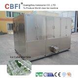 Macchina di ghiaccio del cubo dell'acciaio inossidabile con CE approvato