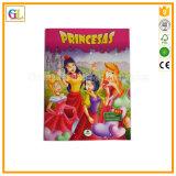 Impresión barata del libro de niños (OEM-GL001)