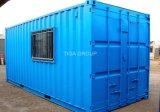 Het uitzetbare Bureau van de Container en de het Modulaire Kamp van de Aanpassing/Container van het Huis