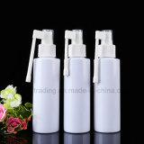 bouteille blanche de l'animal familier 60ml avec le spray nasal blanc Pet-13