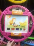 Form-Standplatz-Halter-Tablette-Kasten-intelligenter Deckel-Leder-Kasten für iPad 2/3/4