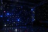 [4إكس6م] ستار أسود زرقاء ضوء [لد] نجم ستار لأنّ حزب/عرس حادث