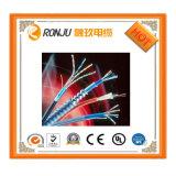 Solos alambres eléctricos de cobre sólidos constructivos de la BV del alambre eléctrico del cable eléctrico