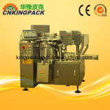 新技術の自動詰物およびパッキング機械Granulerの粉の液体の回転式タイプ包装機械