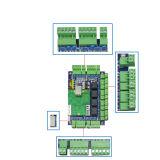 Регулятор доступа доски RFID контроля допуска двери Wiegand 4 с бесплатным программным обеспечением
