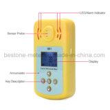 Detector 02000ppm van Co van de Meter van het Gas van de Koolmonoxide Draagbare LCD Vertoning en Analysator van het Gas van het Alarm van het correct-Licht de Gevoelige voor Veiligheid 801 van het Huis