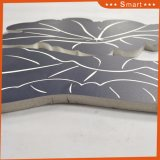 Brillant blanc rigide 18mm de PVC Conseil pour le mobilier d'utilisation de mousse