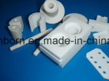 Piatto di ceramica di vetro lavorabile alla macchina di ceramica lavorabile alla macchina di Macor