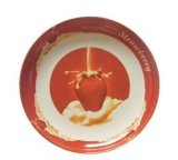 """Goedkoop Huwelijk 8 """" Platen van de Melamine van het Diner de Decoratieve"""