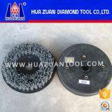 Poliermittel-Hilfsmittel-Diamant-Antiquing Pinsel/runder Typ Polierpinsel