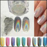 ホログラフィック粉の顔料の虹の効果レーザーのクロム顔料