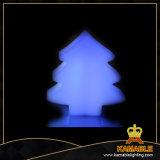 PE 물자 플라스틱 휴일 훈장 LED 크리스마스 나무 (D013)