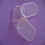 Fixiertes Silikon-Quarz-Glas-Blatt