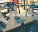 Cadena de producción de la hoja del animal doméstico máquina plástica de la protuberancia de la hoja de la taza del animal doméstico