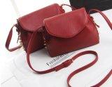handbag Messenger Bag 리베트 Elegent 디자인 숙녀 어깨에 매는 가방