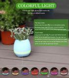2017 Altavoz Elegante Lindo Colorido de Bluetooth del Pote de Flor de la Música del Piano de la Planta del Tacto de la Nueva Llegada con la Luz del LED