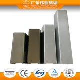 Aluminium Uitgedreven Profiel voor het Spoor van de Badkamers
