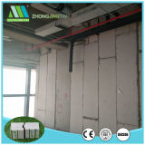 El panel de emparedado fácil impermeable del cemento de la decoración EPS de Zjt para la pared interior