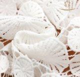 Новая мода леди платье 3D-Африканских вышивка кружевной ткани, текстильной химического кружевом