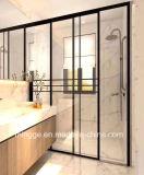 Не упадите двери алюминиевого сплава краски гальванизированные поверхностью имитационные стальные