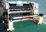 La película de poliéster de corte longitudinal la máquina para el sistema de canalizaciones prefabricadas