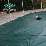 El chino de seguridad de malla de la piscina cubierta para piscinas enterrada