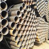 L'api 5L ASTM A53 Plain la tubazione nera del acciaio al carbonio dell'estremità ERW