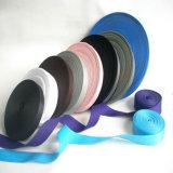 熱い販売のカスタム印刷された高い粘着性によって編まれる装飾的な編まれたジャカードPP/Nylon/Polyesterウェビング
