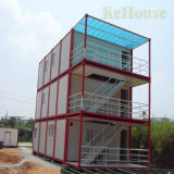 건물에 있는 작업장을%s 20FT Prefabricated Catainer 집 또는 강철 구조물 빛 강철 모듈 집 또는 집