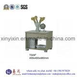 China-Fabrik Woden Fernsehapparat-Standplatz mit Fächern (TS04#)