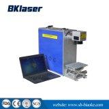 デスクトップの携帯用企業のファイバーのロゴレーザーのマーキング機械