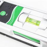 Récepteur automatique de niveau de laser de feu vert de détecteur