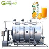 Linea di trasformazione macchina in Place pulita di produzione di latteria degli ortaggi da frutto di Gyc del sistema di pulizia di CIP della pianta della strumentazione